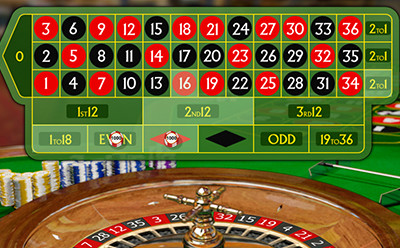Roulette - Live Dealer Casino