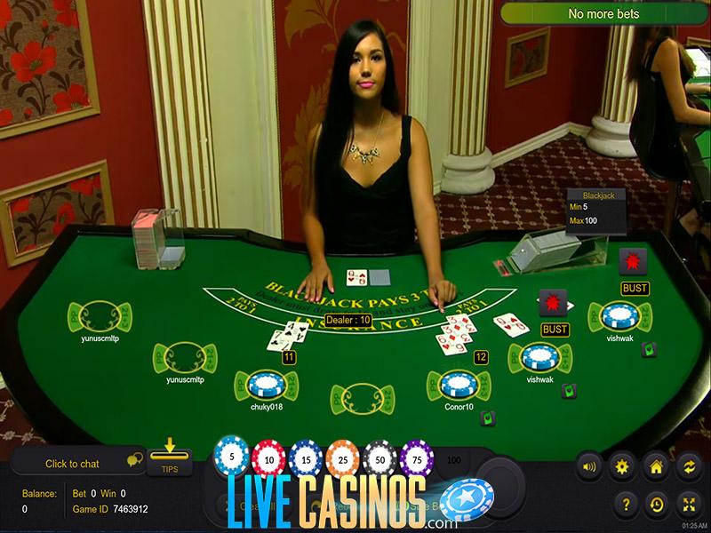 blackjack 21 online